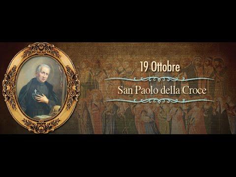 Risultati immagini per 19 ottobre San Paolo della Croce
