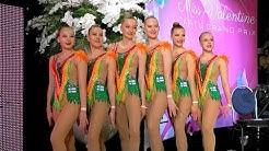 Team ESVOLI (FIN) 5 Balls ♡ Miss Valentine 2020 (EST) |  Senior Groups | Final