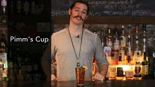 Pimm's Cup Recipe - How To Make A Pimm's Cup