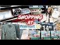 WALMART SHOP WITH ME & HAUL! HOME DECOR & FASHION!