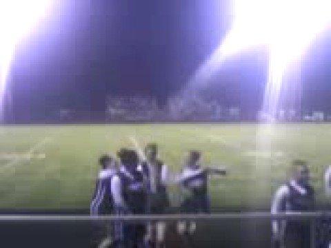 Adams-Friendship High School football cheerleaders
