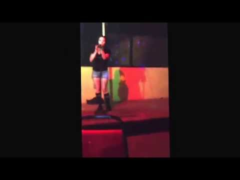 Alex Schegetz song karaoke. Sorry about the movement. Paramore -Decode