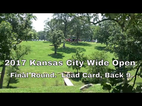 2017 Kansas City Wide Open  Final Round, Lead Card Back 9