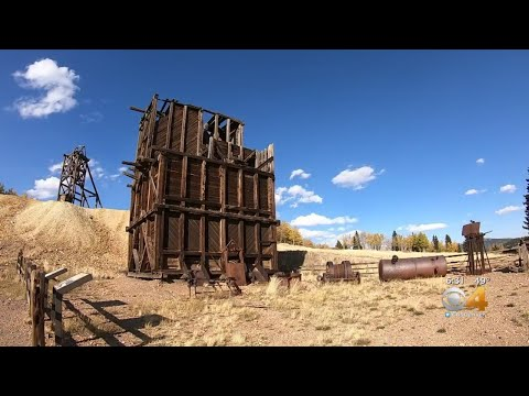 Cripple Creek And Victor Mine Is Still Producing Gold In Colorado