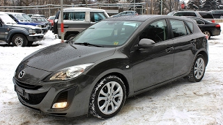Mazda 3 2.2 MZR-CD 185hp 2009 Exclusive