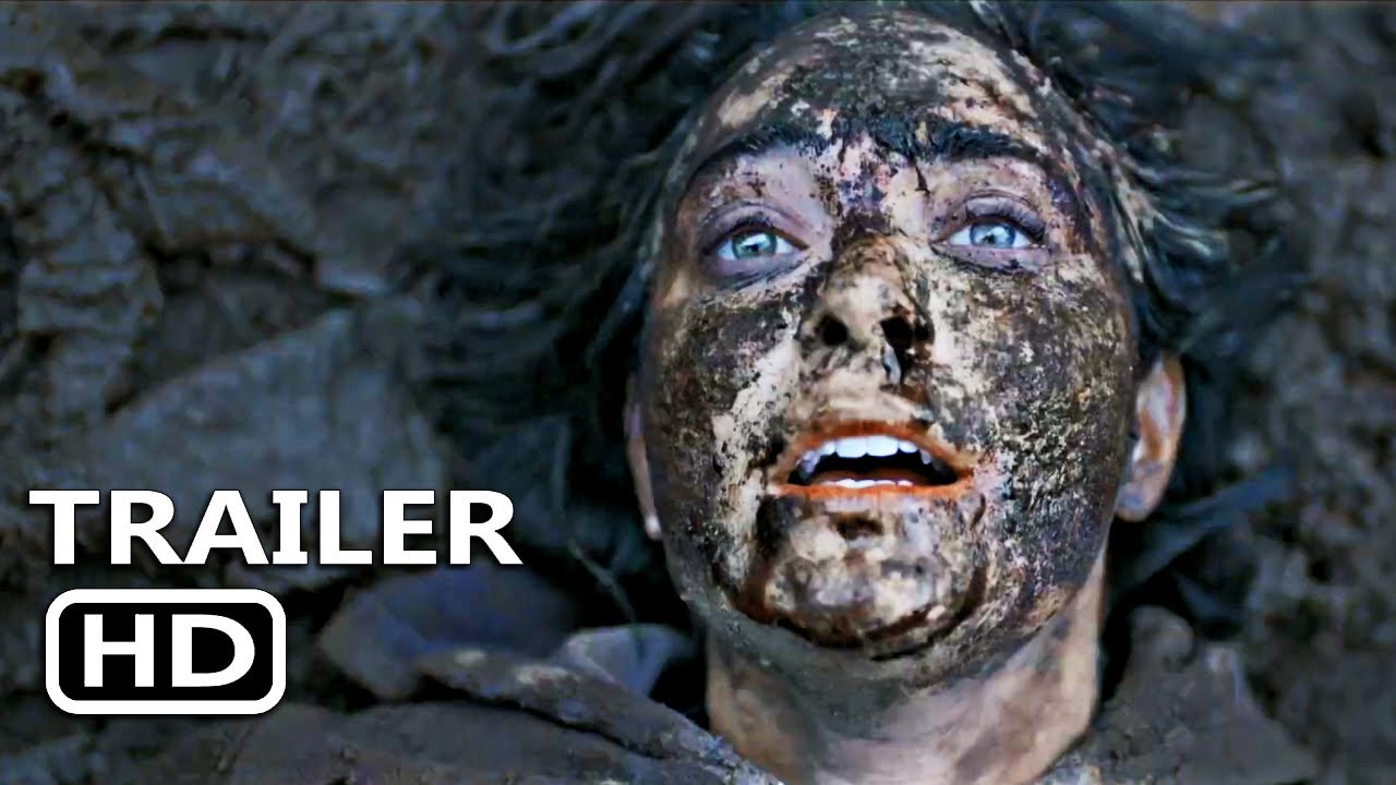 ALONE Official Trailer (2020) Survival Horror Movie