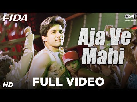 Aaja Ve Mahi Full Video -  Fida | Shahid Kapoor & Kareena | Alka Yagnik, Udit Narayan