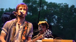 All American Rejects - Someday's Gone LIVE in Chicago 8/25/12