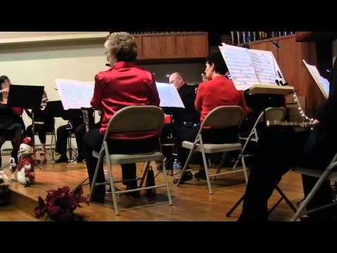 Williamsport Flute Choir  The Twelve+ Days of Christmas
