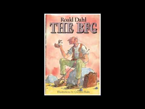 THE BFG by Ronald Dahl