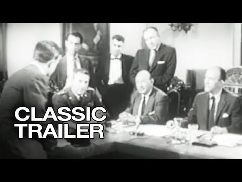 The Invisible Boy Official Trailer #1 - Harold J. Stone Movie (1957) HD