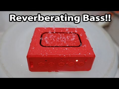 Creative Muvo 2C (Bluetooth/Waterproof/MP3) Speaker