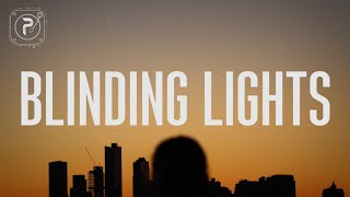 Gambar cover The Weeknd - Blinding Lights (Lyrics)