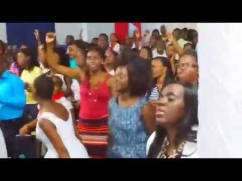 AGAPE WORSHIP TEAM IN PRETORIA   HES ABLE