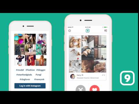 Nine wants you to 'meet Instagrammers through your best 9 photos'