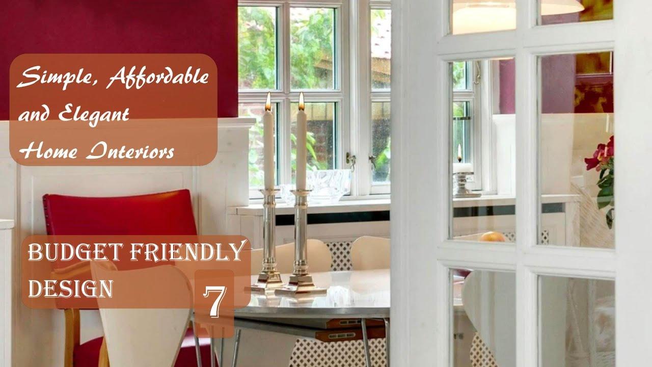Best Simple and Elegant Home Interiors