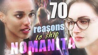 70 Reasons to ship NOMANITA