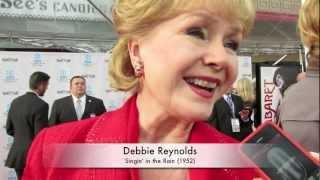 TCM Red Carpet 2012: Liza Minnelli, Debbie Reynolds, Patricia Kelly