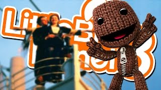 LITTLE BIG TITANIC | Little Big Planet 3 #2
