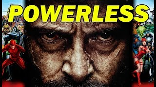 Superhero movies & the powerless audience