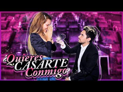 LA PROPUESTA DE MATRIMONIO AL AMOR DE MI VIDA