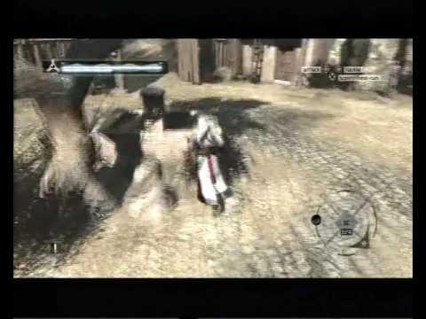 Assassin's Creed, Career 186, Masyaf, Masyaf to Jerusalem
