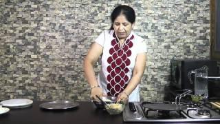 Stuffed Mooli Paratha Recipe - Mooli Paratha Recipe - Punjabi Mooli ka paratha