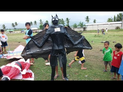 Banog banog festival 2014 - kite festival / competition  for a cause - Tanjay City Negros Oriental