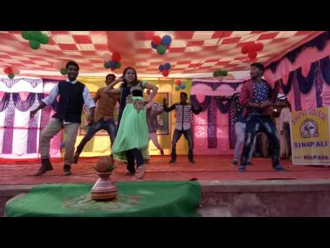 Sinapali College Dance DJ wala Babu #Paapu