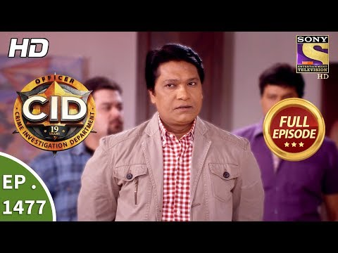 CID – Ep 1477 – Full Episode – 9th December, 2017