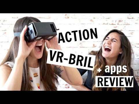 594056082d78ab ACTION VIRTUAL REALITY REVIEW - YouTube