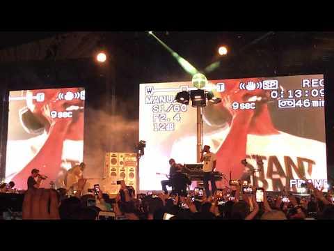 Frank Ocean 'Ivy' Live- FYF Fest 2017