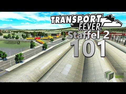 Umbauprojekt 🚆 ► [S2 101] ► Let's Play Transport Fever German
