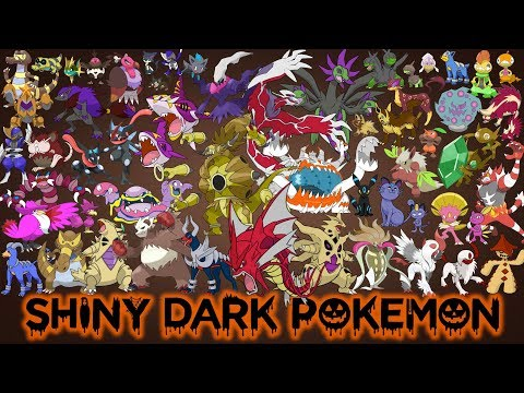 Download Youtube: All Shiny Dark Type Pokémon