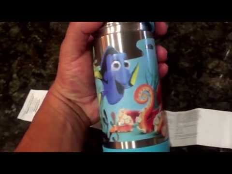Thermos Funtainer Dory Kids 12oz Stainless Steel Liquid Cup