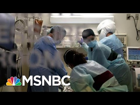 Dr. Mark Morocco As California Plans To Impose Regional Stay-At-Home Orders   MTP Daily   MSNBC
