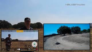 Parrot Anafi 4K flying 3 years after at the same day I have started flying Parrot Bebop