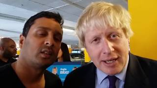 Boris Johnson PM Reaches out to Sunil C Patel for help |Boris Johnson| No1Asian Motivational Speaker