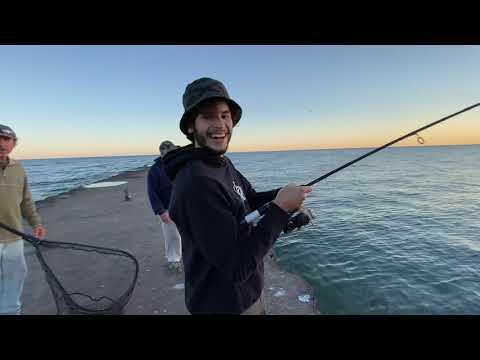 Olcott Salmon Fishing - 2020