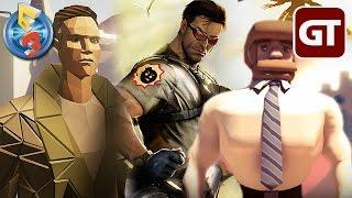 Thumbnail für 4 Spiele, 1 Video? Sind wir irre? | SERIOUS SAM VR, GIANT COP, KILLING FLOOR & STATE OF MIND