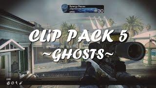 Clip Pack #5 - Ghosts Trickshots