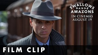 Swallows & Amazons - Andrew Scott At The Station - Out now on DVD, Blu-ray and Digital | StudiocanalUK