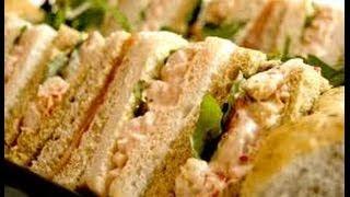 Veggie Burgers - Sandwich Recipes