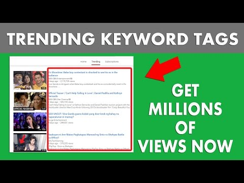 Search Engine Optimization: How to Spy Trending Keywords