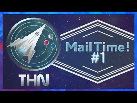 Our Very First MailTime Video! | Thanks Veeb0rg! |  #