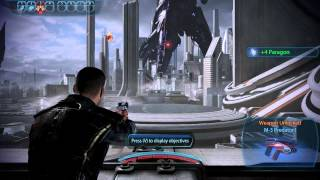 Mass Effect 3 First Mission Part 1