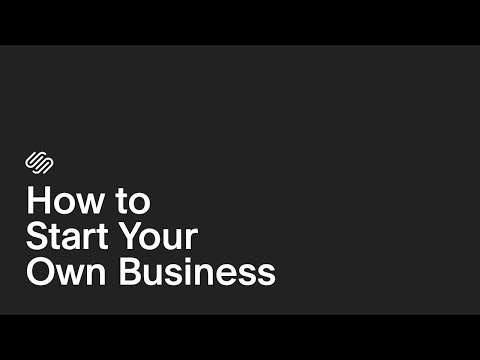 How to Start Your Own Business | Squarespace E-commerce Tutorial (Ep. 1)