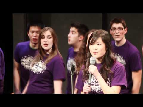 Love Song (Sara Bareilles) - The Unaccompanied Minors (A Cappella Cover)