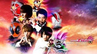 【Kamen Rider Heisei Generations】 RIDER CHIPS & Kamen Rider Girls ...