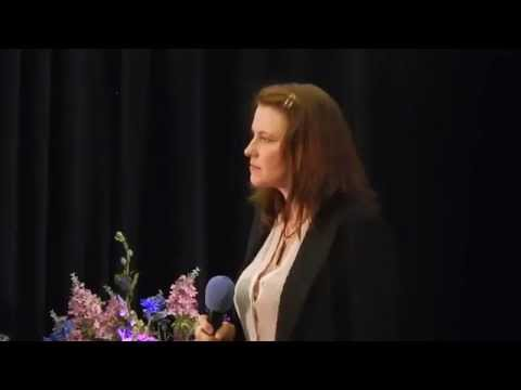 Renee O'Connor Lucy Lawless part 1 of 7 Xena Con 2015